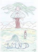 Wind Cov Alt by manga-DH