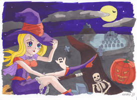 Halloween13 by manga-DH