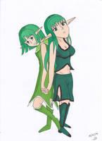 Soeurs by manga-DH