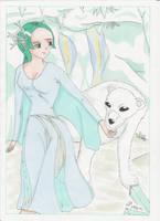 Snow by manga-DH
