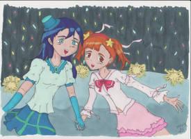 Idols by manga-DH