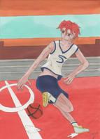 Basket by manga-DH