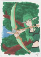 Chrystalis Arc by manga-DH