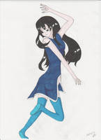 Choko Dance by manga-DH