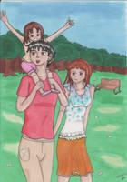 Family by manga-DH