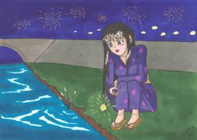 Luciehanabi by manga-DH