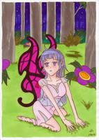 Fairy1 by manga-DH