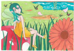 Clayfie by manga-DH