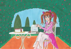 Esteline by manga-DH