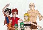 Ty10ans by manga-DH