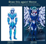 Improvement Meme North by AsTheMoonWaxes