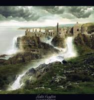 Castle of Water by plutoplus1