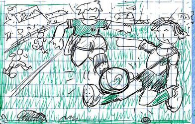 Doodle Dump 01 [Soccer] by Meztli72