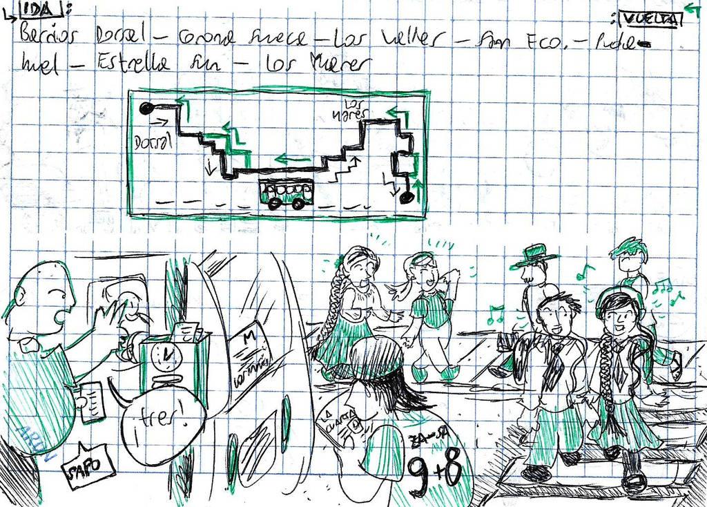 Doodle Dump 02 [Bus Transport] by Meztli72