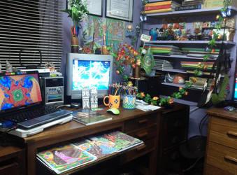 My Room (November 2018) by Meztli72