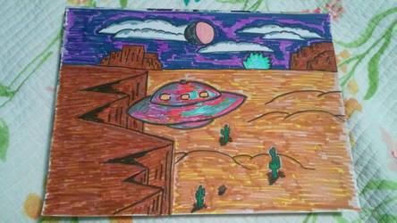 Intergalactic visters part 2 by thebalancer20