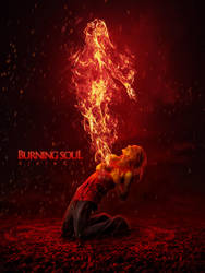 Burning soul by djaledit