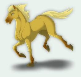 Erik - Horse by Lizkay
