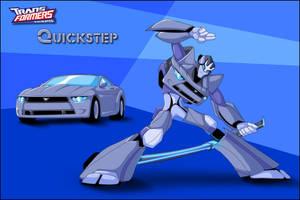 TFA - Quickstep Sheet by Lizkay