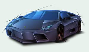 Lamborghini Reventon by Lizkay