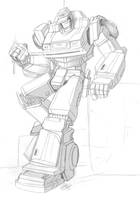 spare parts - sketch by Lizkay