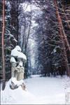 old burden path by Lizkay