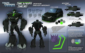 TF:P - SilverSide Character Sheet by Lizkay