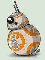 TinyTroopers - BB-8 by Lizkay