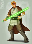 Yan Otha-Breg - Clone Wars -Version by Lizkay