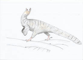 Nqwebasaurus AGAIN! by PhanerozoicWild