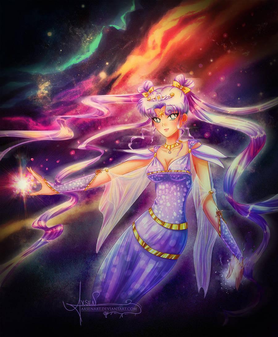 Queen Cosmos Serenity by Axsens