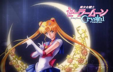 Sailor Moon Crystal by Axsens