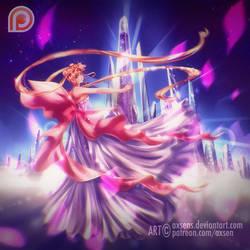 [cm] Sailor Moon R v.3 by Axsens