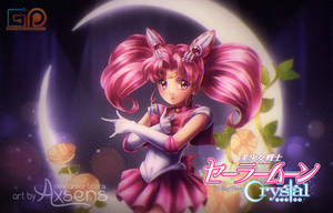 Sailor Chibi Moon Crystal by Axsens