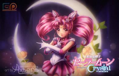 Sailor Chibi Moon Crystal by Axsens