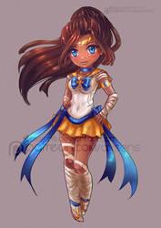 [rw] Chibi Sailor Sadachbia by Axsens