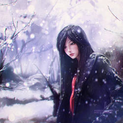 Snowing by Axsens