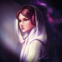 Princess Leia by Axsens