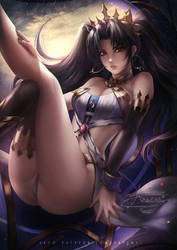 Archer Ishtar  :18+ optional: by Axsens