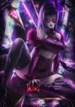 K/DA Widowmaker by Axsens