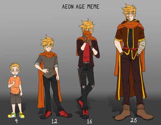 TTH :: Aeon Age Meme by PiruuMi