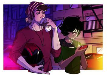 DfH :: Midnight City by PiruuMi