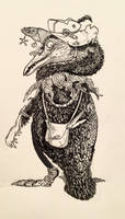 Sea Witch by FluffySpiderz