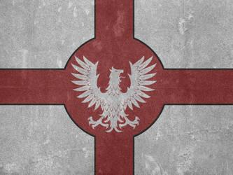 Flag of the Slav Kingdom by Lordnarunh