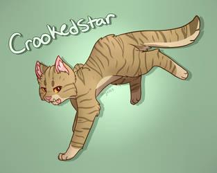 Crookedstar by dingo359