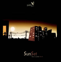 Sun Set by gamarai
