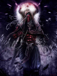 Manlike Demon by TwoTonne