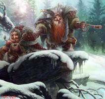 Dwarf Tour by TwoTonne