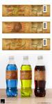Coca-Cola Box Set Labels by VisionHaus