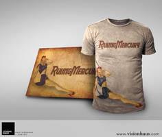 Ruling Mercury Band Merch by VisionHaus